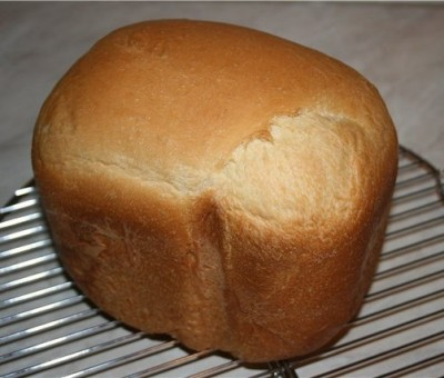 Белый хлеб с отрубями на каждый день
