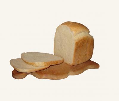 Белый хлеб на каждый день